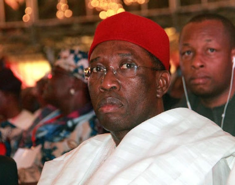 BREAKING: Tension, As Okowa Sets To Issue Staff Of Office To 'Monarch' Despite Court Injunction