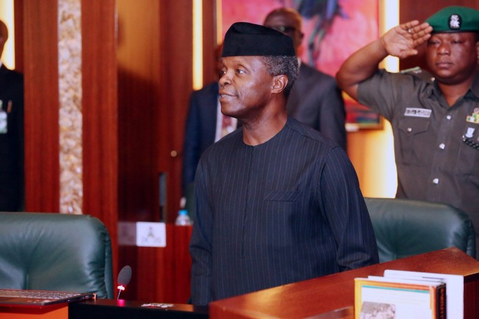 When Oil Sold Above $100, Jonathan's Govt Owes Debts All Over But With Lean Funds, Buhari Is Doing Well – Osinbajo