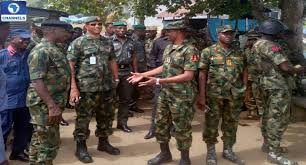 JTF Boss, Other Security Brass Involve In Major Maritime Mishap In Cross Rivers State
