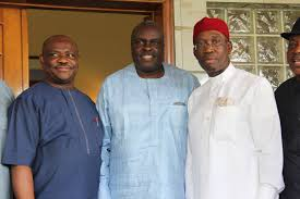Ahead 2019, Wike Leads Powerful PDP Delegation To Ibori