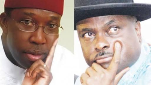 Okowa Begs Ibori For 'Forgiveness' During Meeting By Jonathan's Emissaries To Ex-Delta Governor