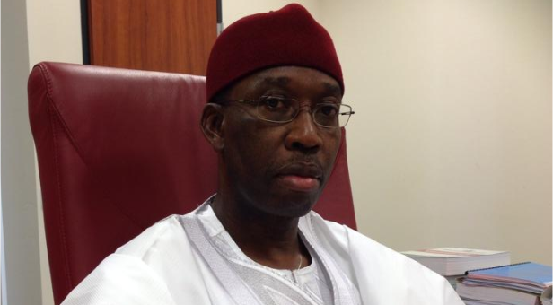 Delta 2019: Oshiomhole Boast To Sack PDP: He's Playing Politics – Okowa