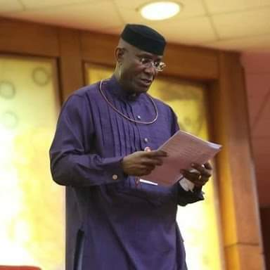 FUPRE Bill: Omo-Agege Rubbishes Oboro Over Her 'Copyright' Allegation, Says Her Claim Is Worst Form Of Public Exhibition Of Legislative Illiteracy