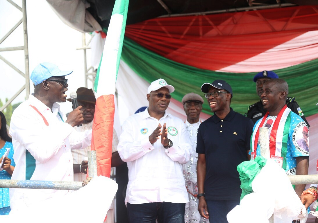 Consolidate On The Peace In Delta – Okowa ToOgbe-Ijoh/Aladja People