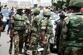 Army 'Pull Out' Of Troubled Niger Delta, Ends 'Crocodile Smile Operation'