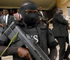 BREAKING! Security Standoff In Asokoro, As SSS, NIA, EFCC Operatives Clash