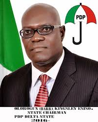 Delta PDP Chair, Esiso, Assembly Lawmaker In Alleged Bribery Scandal