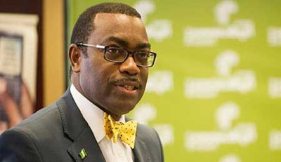 AKINWUMI ADESINA: THE BEACON OF HOPE AND GOOD WILL