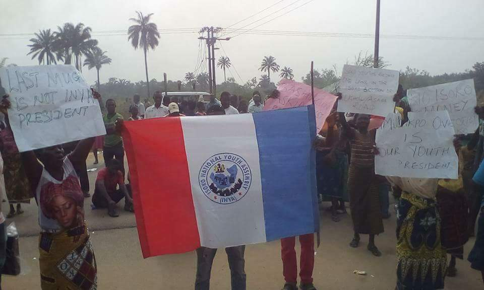 Why We Blocked Isoko-kwale-Asaba Expressway Against Motorists For 7 Hours – Isoko Youths
