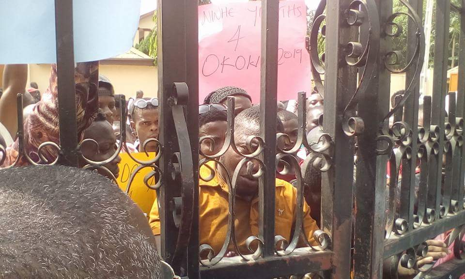 Okowa Aide Locked Out Of Govt House In Attempt To Disrupt Peace Parlay Meeting