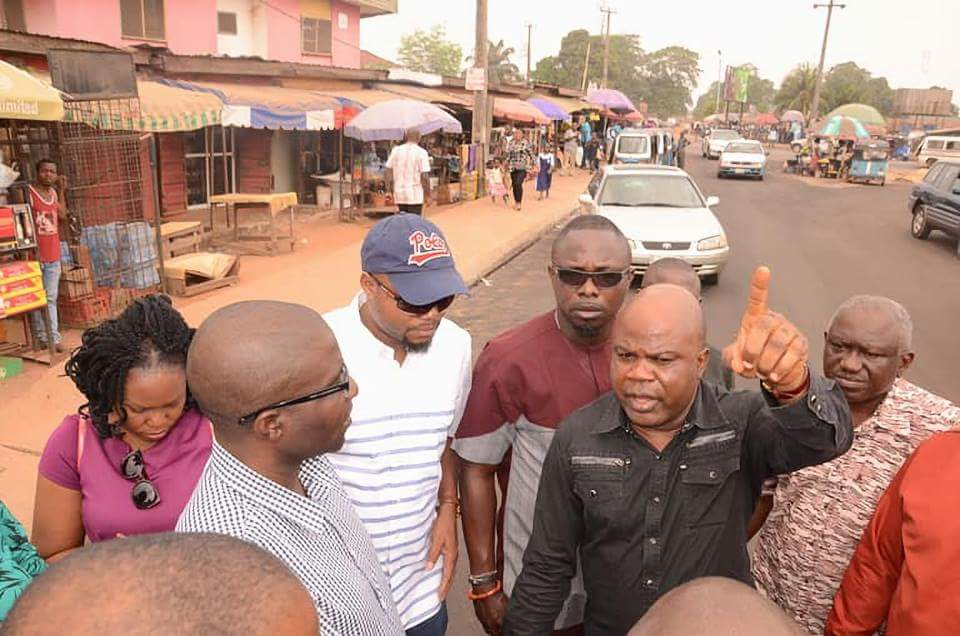 DTHA House C'ttee Frowns At Poor Execution Of Asaba Township Roads, Summons Contractor To Appear January