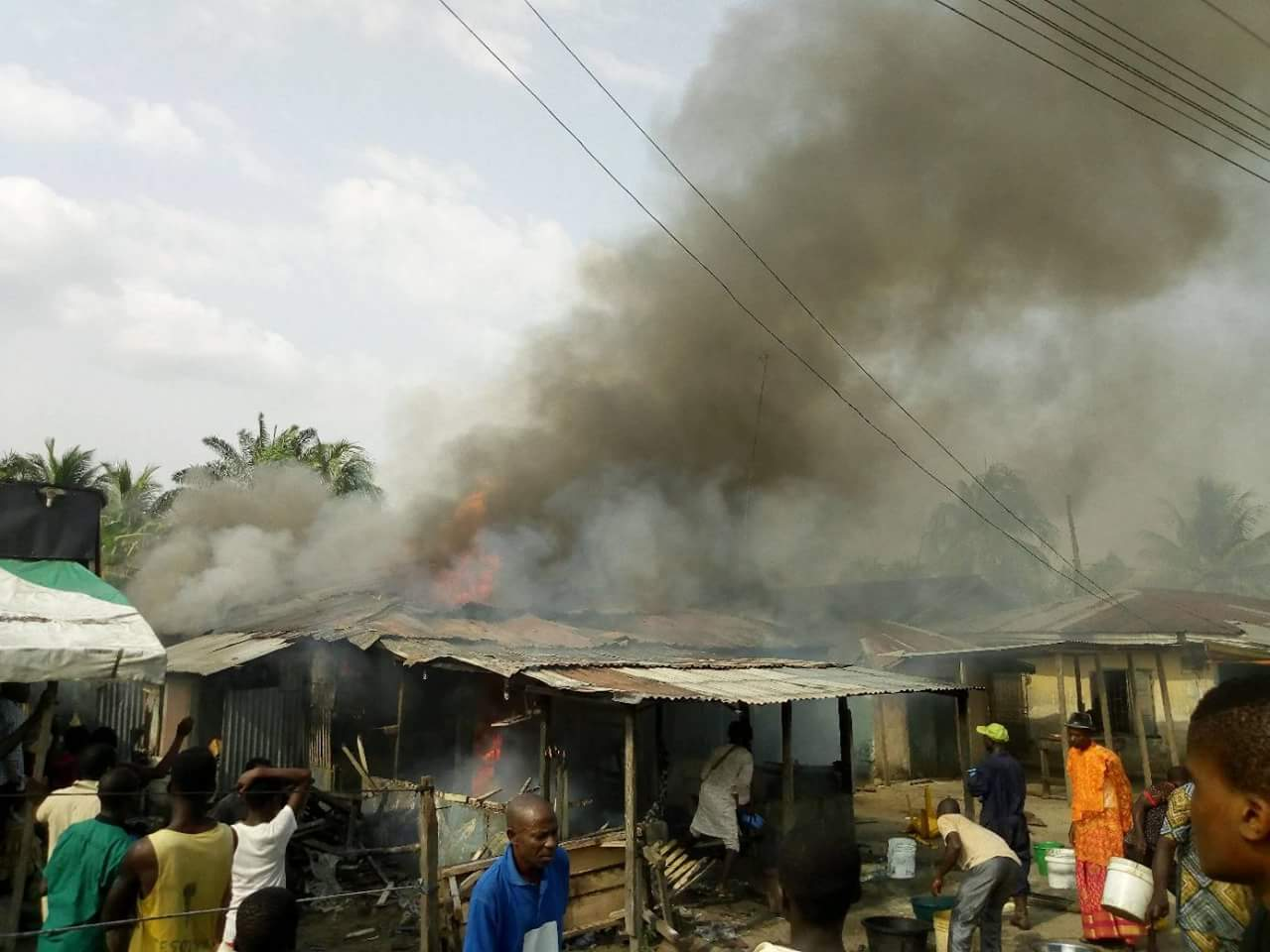 Gas Cylinder Explosion Destroyed Properties Worth Millions In Delta Community