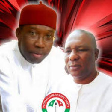 2019: Ijaws Unite Under DIPA, Adopt Okowa-Otuaro ticket