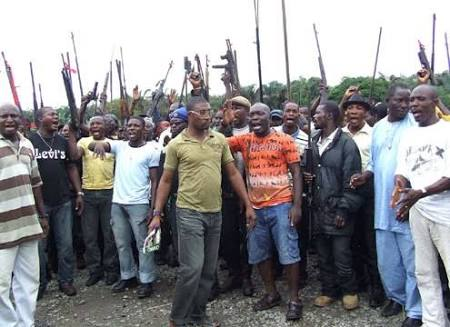 2019: Ex-militants Throw Weight Behind Okowa/Otuaro Joint Ticket