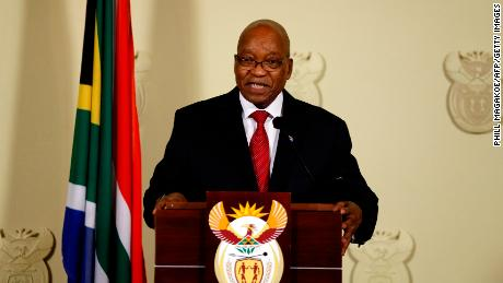 Jacob Zuma Resigns As South Africa's President, Mired In Corruption Scandal
