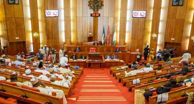 BREAKING! Senate Panel Grills IGP Behind Closed Down Over Benue Killings