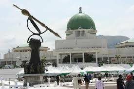 BREAKING! Fire Guts National Assembly, Lawmakers Stranded
