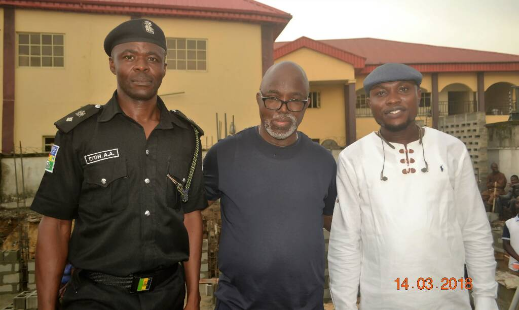 We'll Protect Investors, Police Assured NFF President, Council Boss In Warri