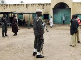 222 Inmates On Death Row In Okere Prison