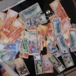 Busted! Two Nigerians Arrested For Secretly Printing Fake Currencies In South Africa