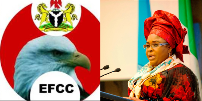 Patience Jonathan Trashes EFCC In Court Over Bid To Seize $8.4m, N7.35bn Linked To Her