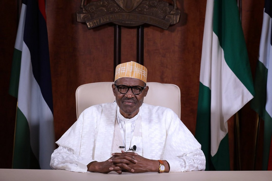 JUST IN: Buhari In Close-door Meeting With Akpabio Amid Saraki Defection