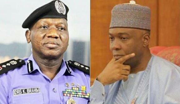 BREAKING: Police Ask Senate President to Reply in Writing, Withdraws Invitation.