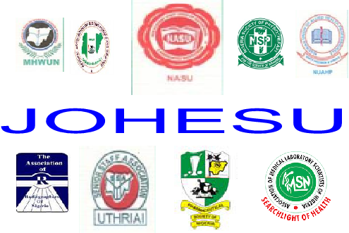 BREAKING: JOHESU Call-off Industrial Action, Ask Members To Resume Duties Next Week Monday