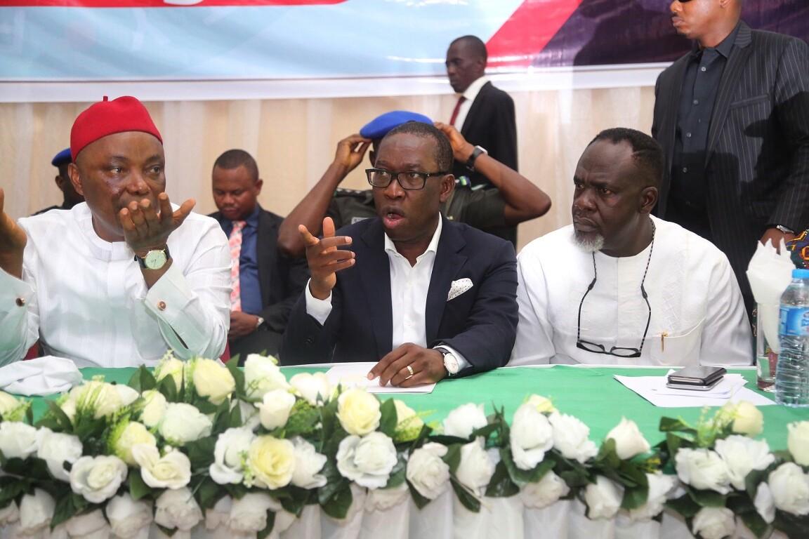 PDP Primaries: Okowa Warns Aspirants Against Campaign Of Calumny