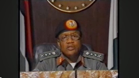 The IBB's Speech That Annulled June 12 Presidential Election (FULL TEXT)