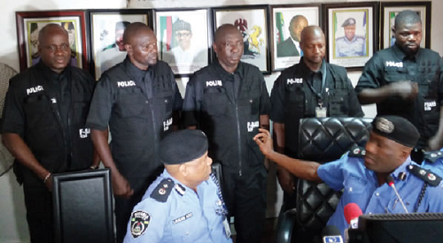 IGP Grants NHRC Access To Audit SARS And Police Cells Nationwide