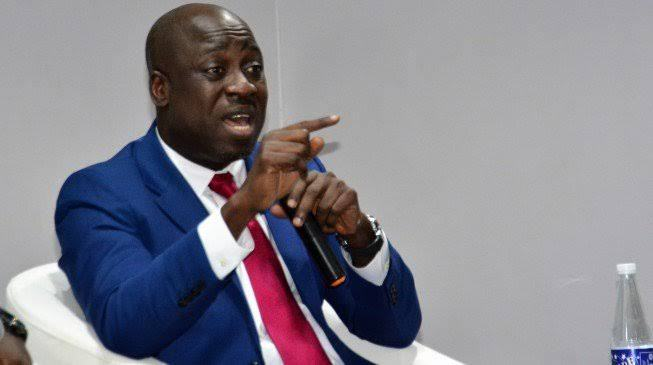 Bolaji Abdullahi Formally Resigns As APC Spokesman, Defects From Party