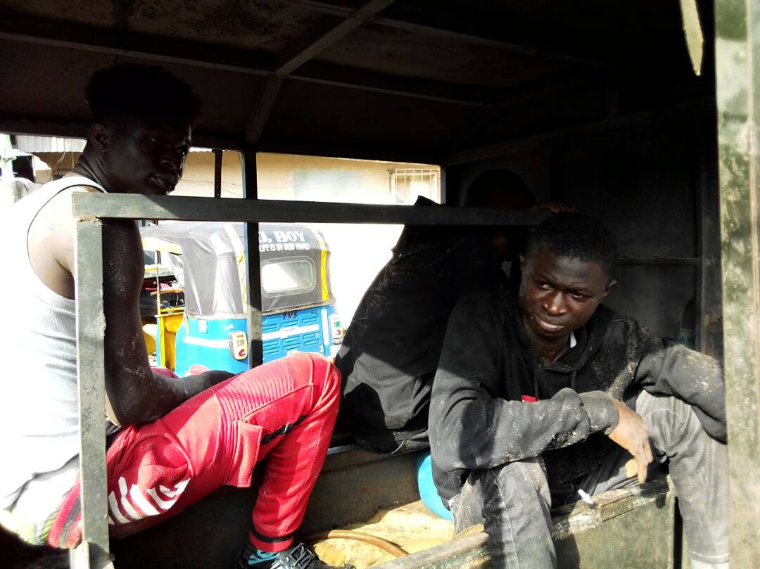 Busted! Former Councillor, Two Others Nabbed Over Alleged Armed Robbery In Delta