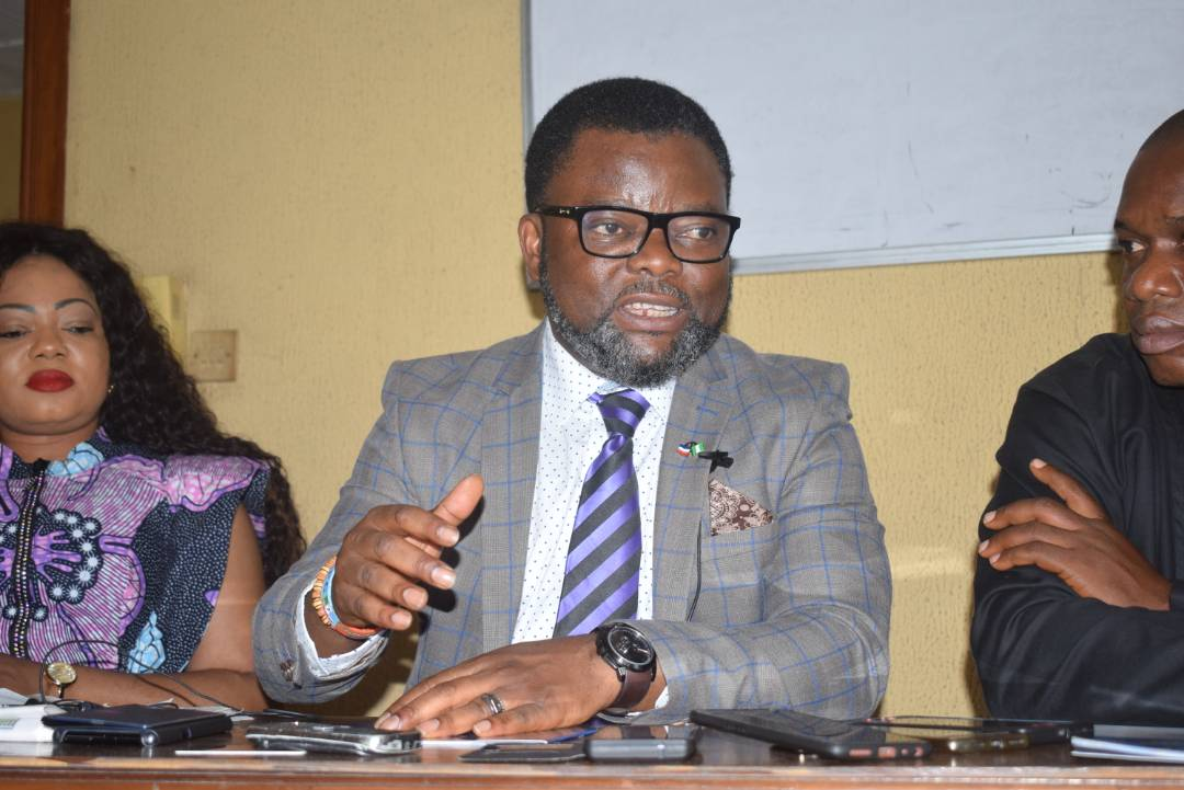 2019: A Tsunami Of Socioeconomic And Political Change Will Hit Delta If I am Elected – Ofehe