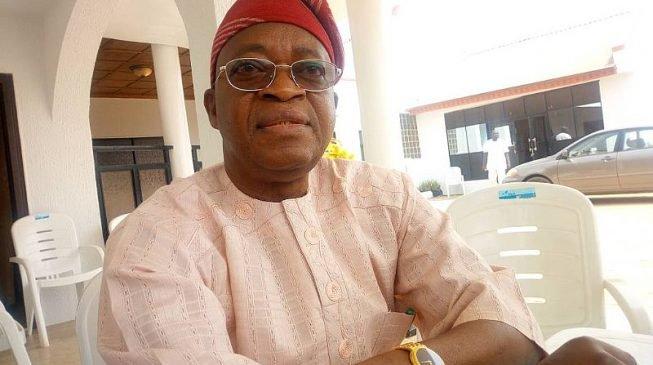 Isiaka Oyetola, Gov Aregbesola Chief Of Staff Cliches Osun APC Governorship Ticket