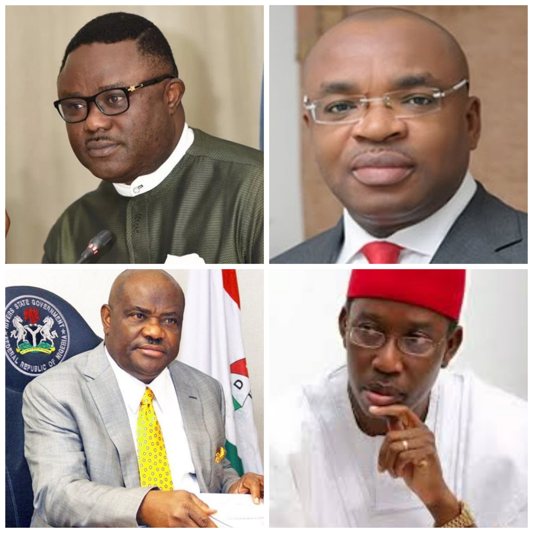 S'South Governor Penciled As Running Mate To Northern Presidential Aspirant