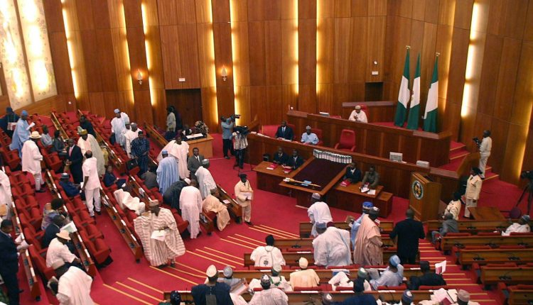 After 15 Senators, 37 APC Reps Also Dump Party For PDP