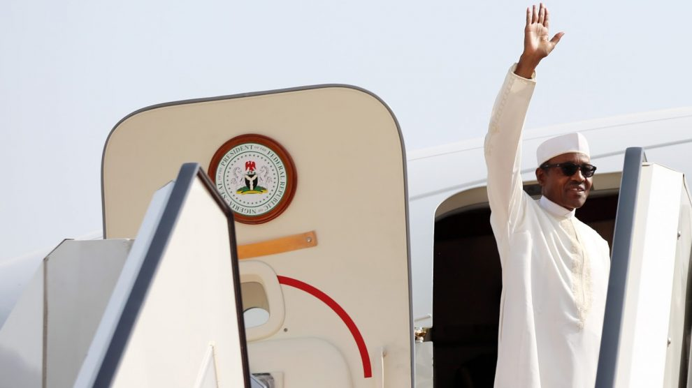 Buhari Jets Out To Netherlands, To Address ICC