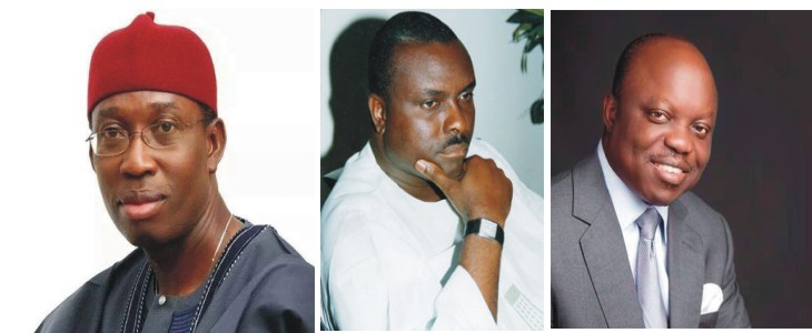 Ibori, Okowa Others Entreat Uduaghan Not To Defect From PDP