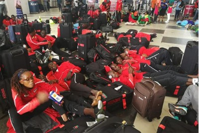 Anger As Asaba Fails Hosting Test For Championship