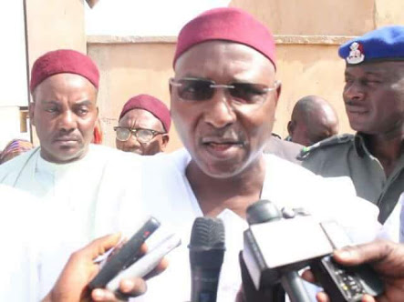JUST IN: Kano Deputy Governor Denies His Defection From APC, Saying I'll Decide At Appropriate Time