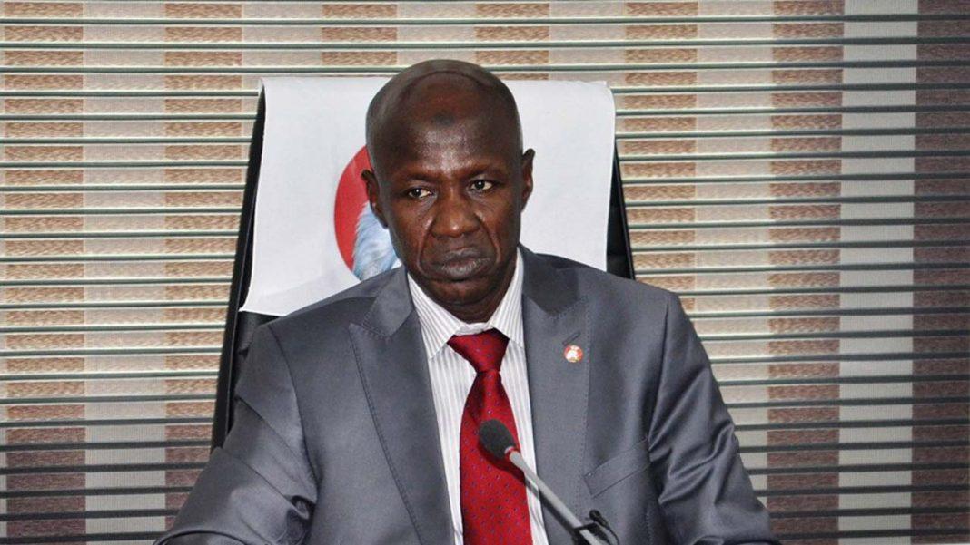 Ibrahim Magu EFCC Boss