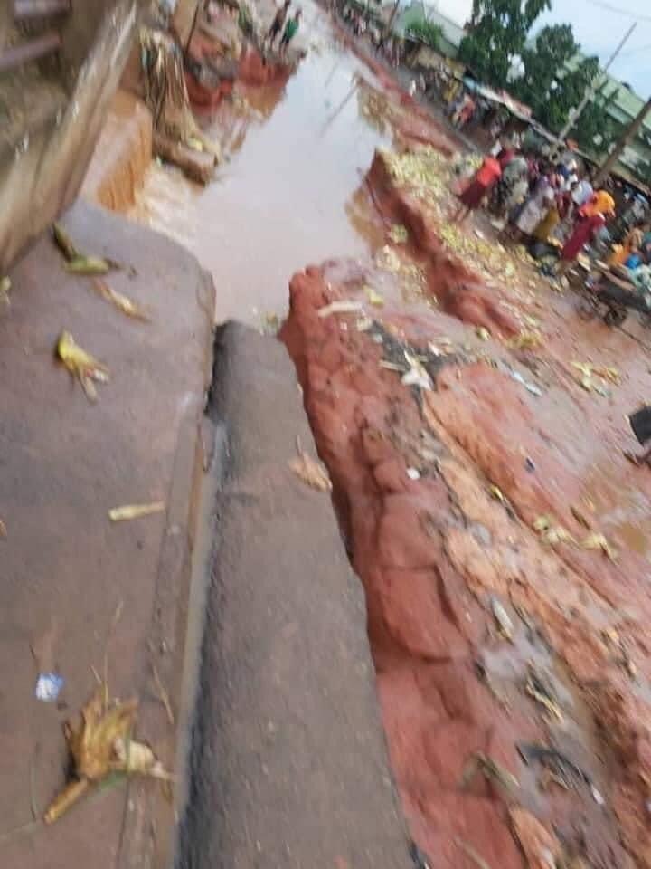Obodo-Ukwu road